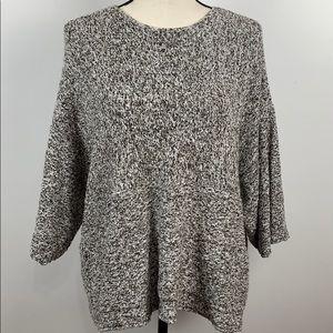 PureJill Oversized Sweater Size S